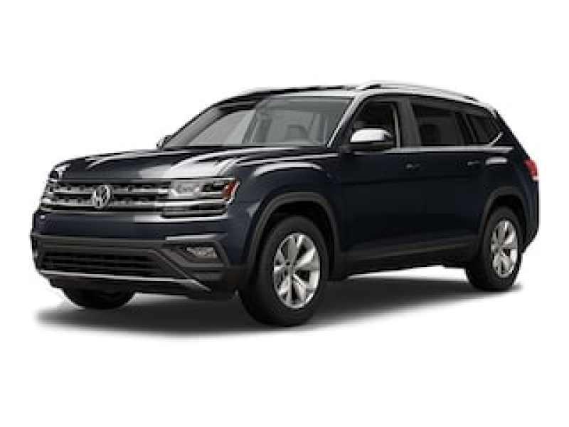 2018 Volkswagen Atlas SE 1 CarSoup