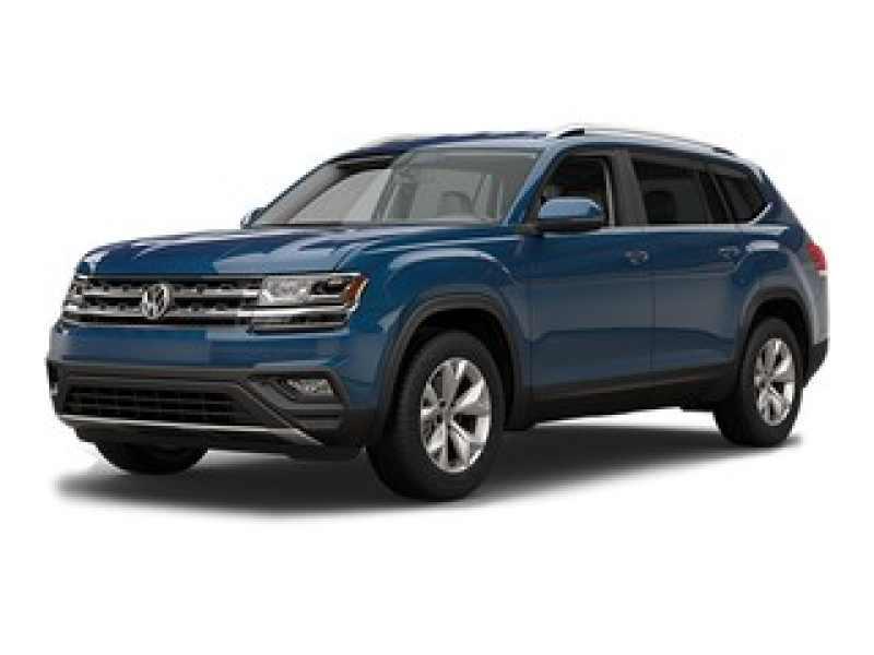 2018 Volkswagen Atlas V6 SE 1 CarSoup