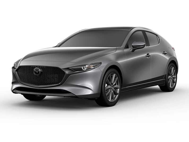 New 2019 Mazda Mazda3 Preferred