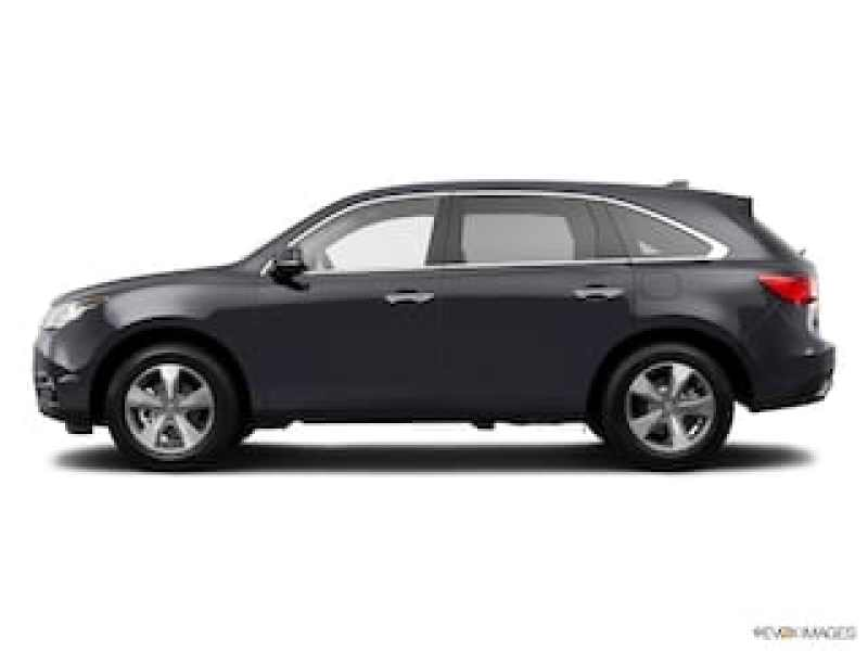 2014 Acura MDX Sh-Awd 1 CarSoup