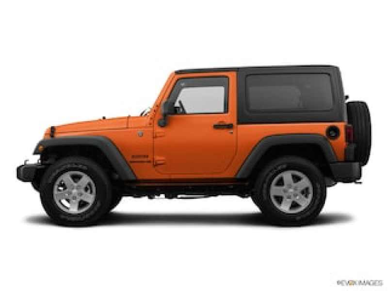 2015 Jeep Wrangler Sport 1 CarSoup