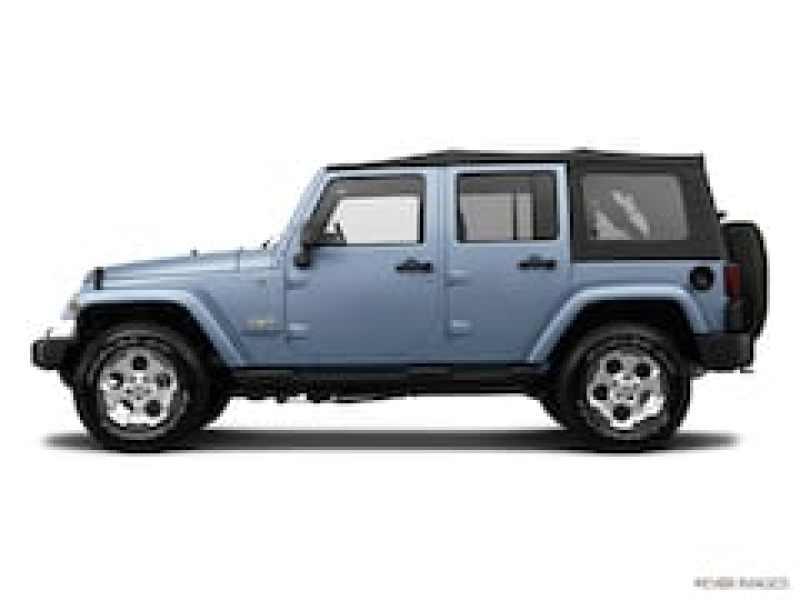 2015 Jeep Wrangler Unlimited Sahara 1 CarSoup