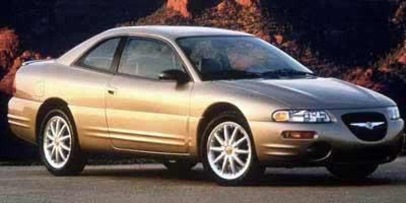 1999 Chrysler Sebring LXI 1 CarSoup