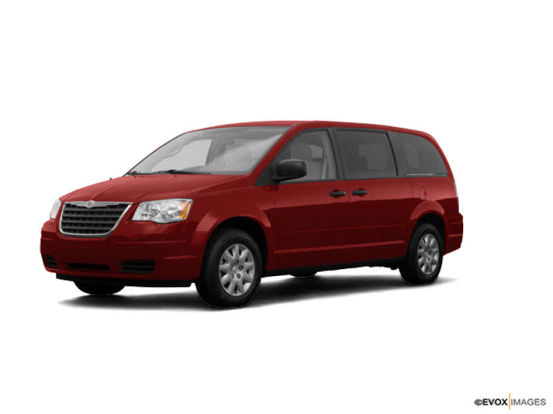 2009 Chrysler Town and Country LX 1 CarSoup