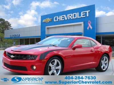 Used Chevrolet Camaro Cars For Sale Near Decatur Ga Carsoup