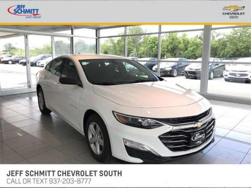 New 2019 Chevrolet Malibu LS