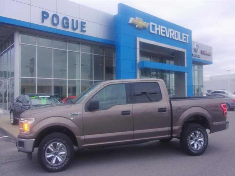 Used 2018 Ford F 150