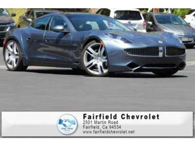 Cars For Sale Sacramento >> Used 2012 Fisker Karma Eco Sport