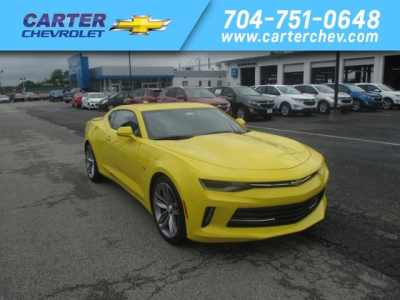 Used Chevrolet Camaro Cars For Sale Near Forest City Nc