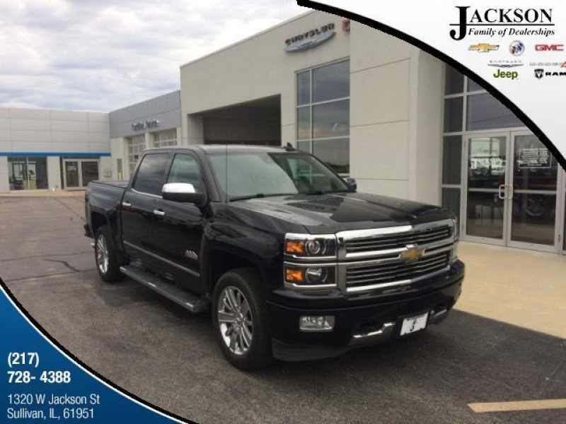 Used 2015 Chevrolet 1500 High Country