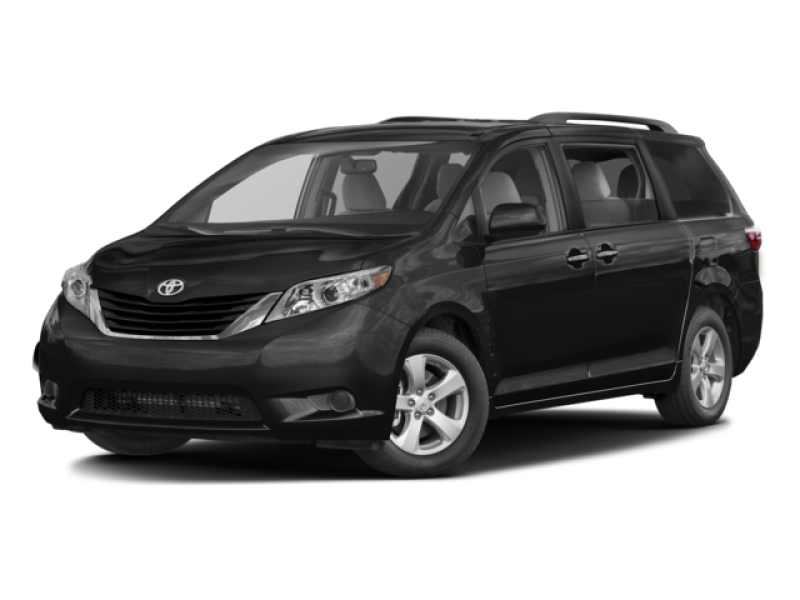 2017 Toyota Sienna LE 8-Passenger 1 CarSoup