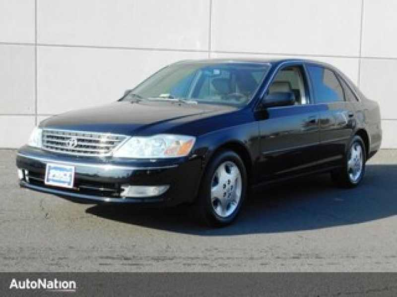 2004 Toyota Avalon XL 1 CarSoup