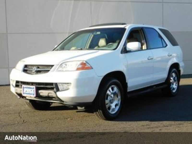 2002 Acura MDX Base 1 CarSoup