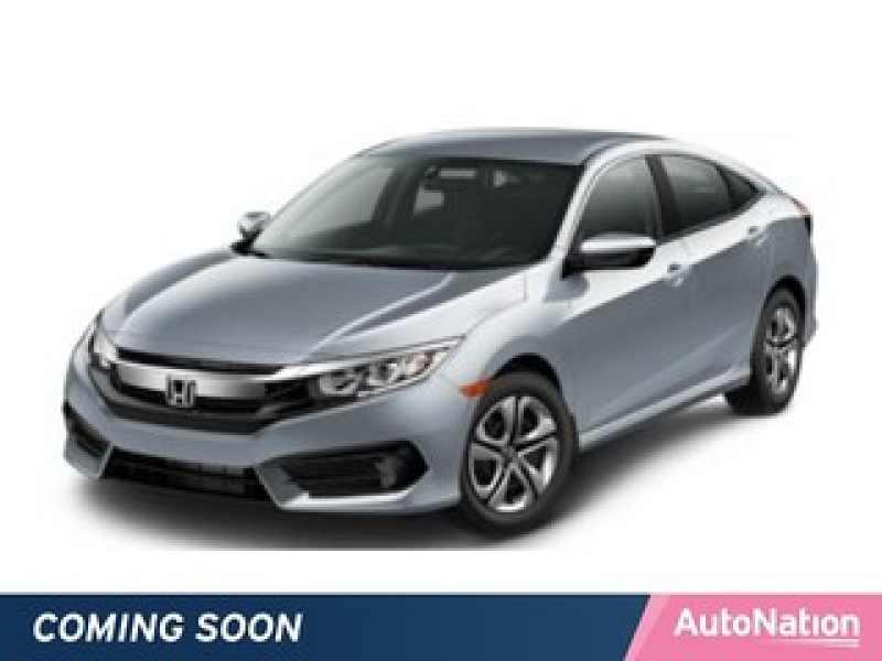2018 Honda Civic LX 1 CarSoup