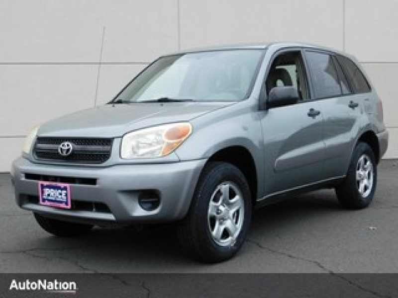 2004 Toyota Rav4 Base 1 CarSoup