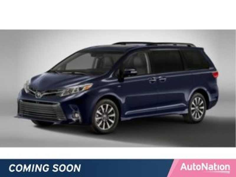 2018 Toyota Sienna 1 CarSoup