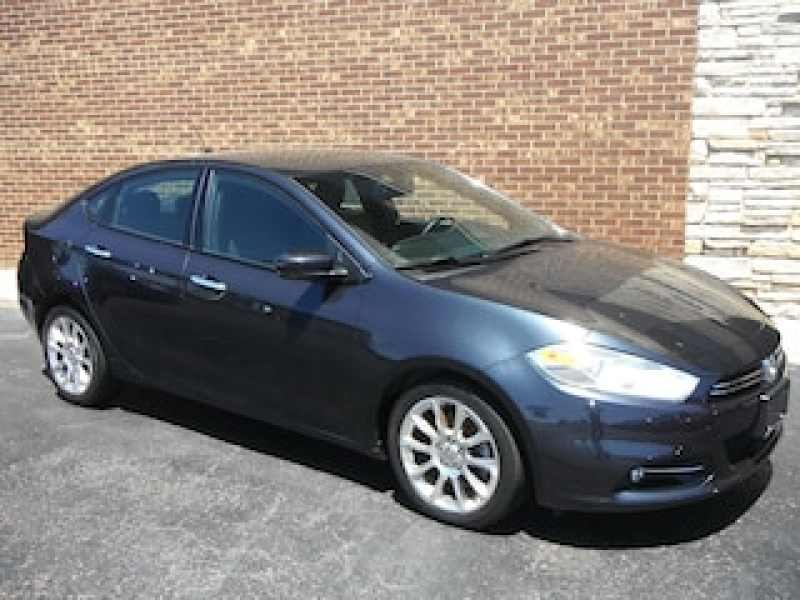 2013 Dodge Dart Limited 1 CarSoup