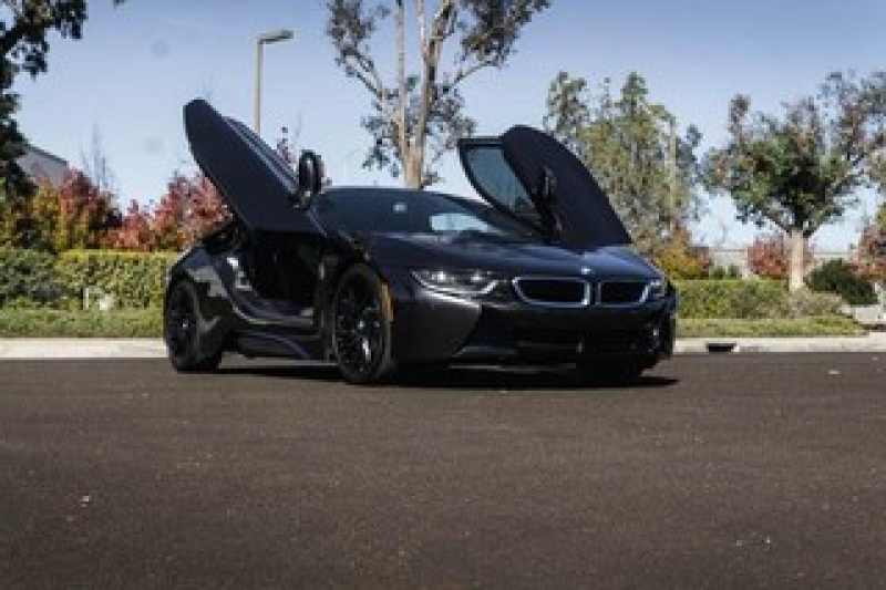 2015 BMW I8 Base 1 CarSoup