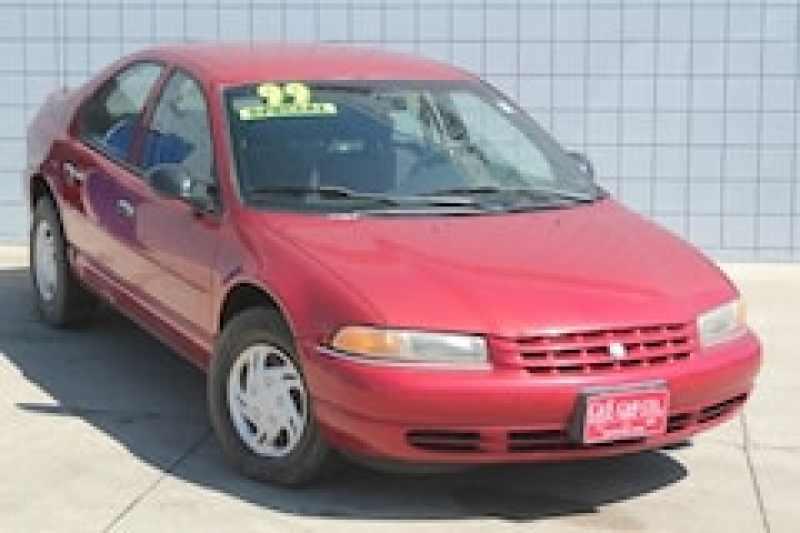 1999 Plymouth Breeze Base 1 CarSoup