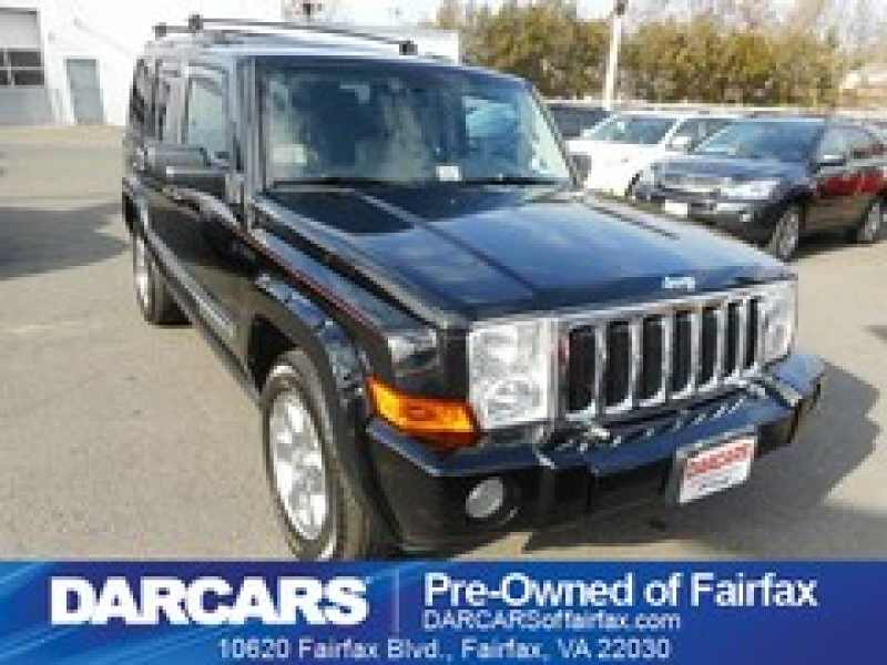2007 Jeep Commander Limited 1 CarSoup