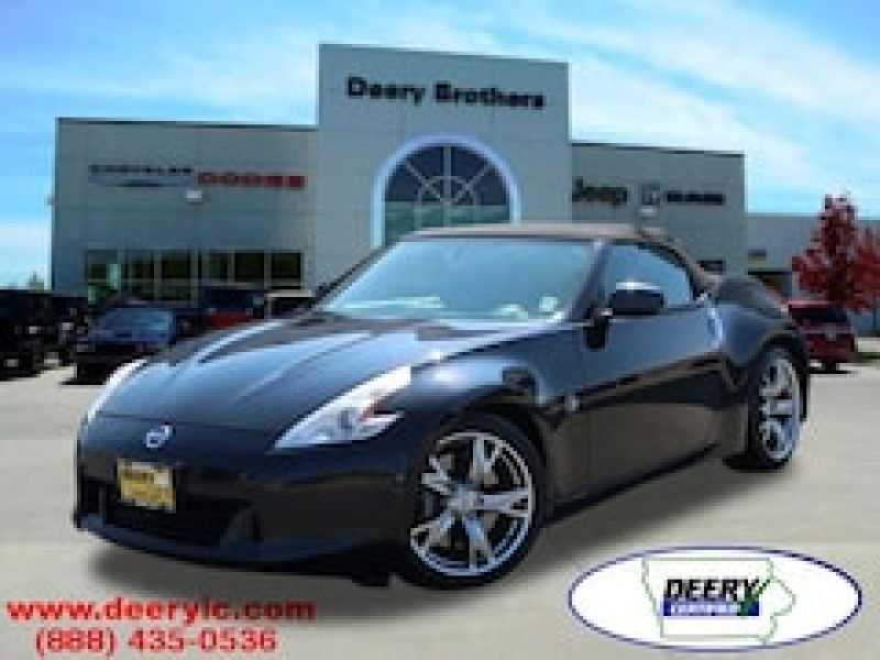 2012 Nissan 370z Touring 1 CarSoup