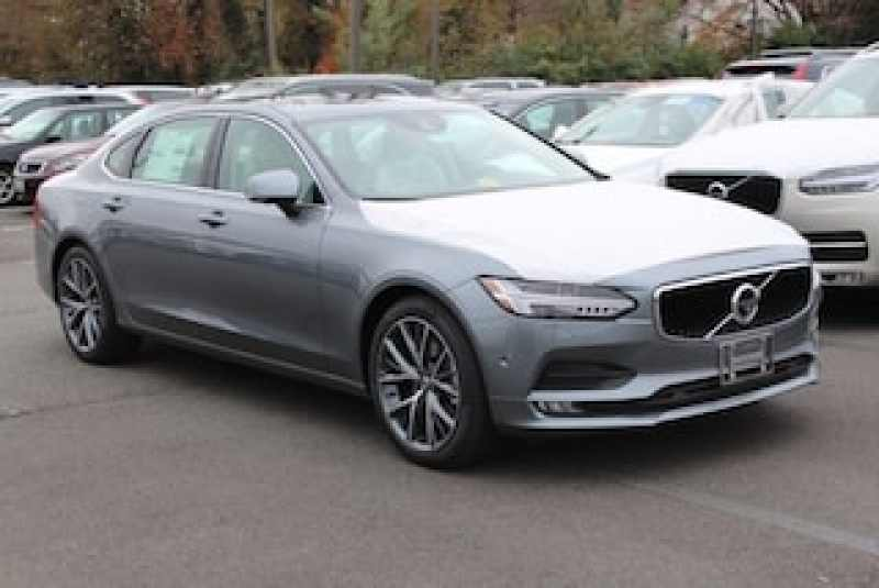 2018 Volvo S90 T5 1 CarSoup