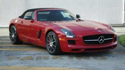 Mercedes Benz Sls Amg For Sale >> Used 2014 Mercedes Benz Sls Amg Gt