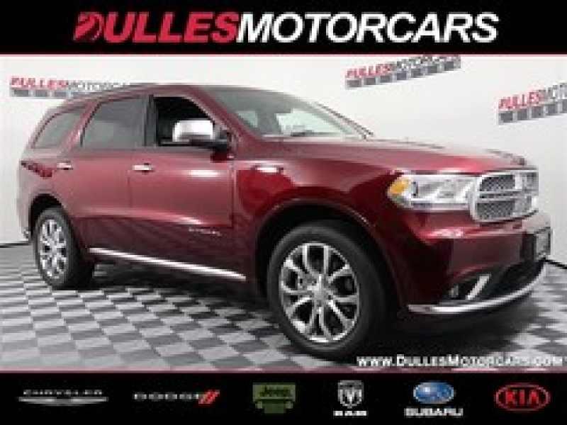 2017 Dodge Durango Citadel 1 CarSoup