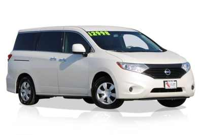 Shingle Springs Nissan >> Used 2012 Nissan Quest 3 5 Le