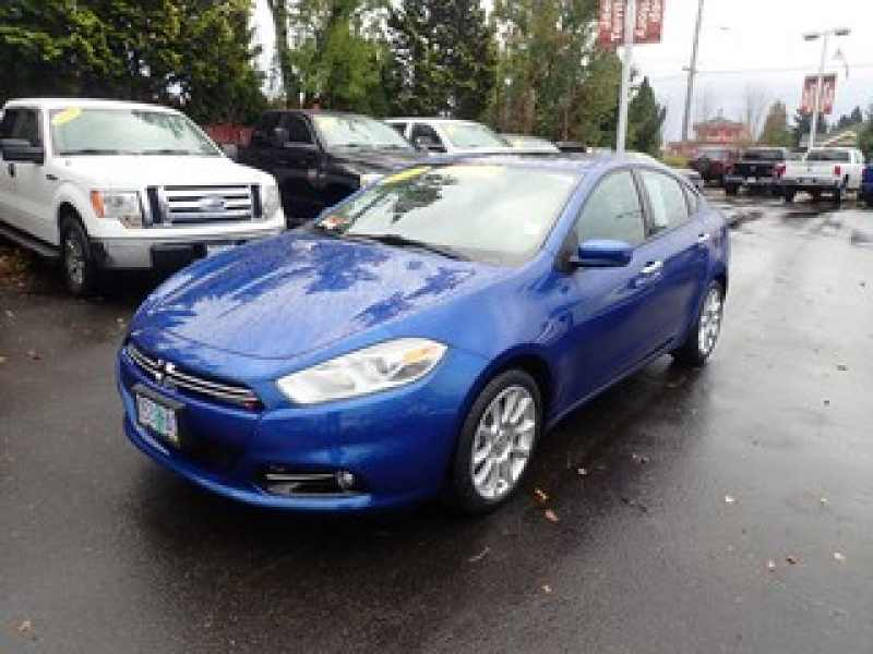 2014 Dodge Dart Limited 1 CarSoup