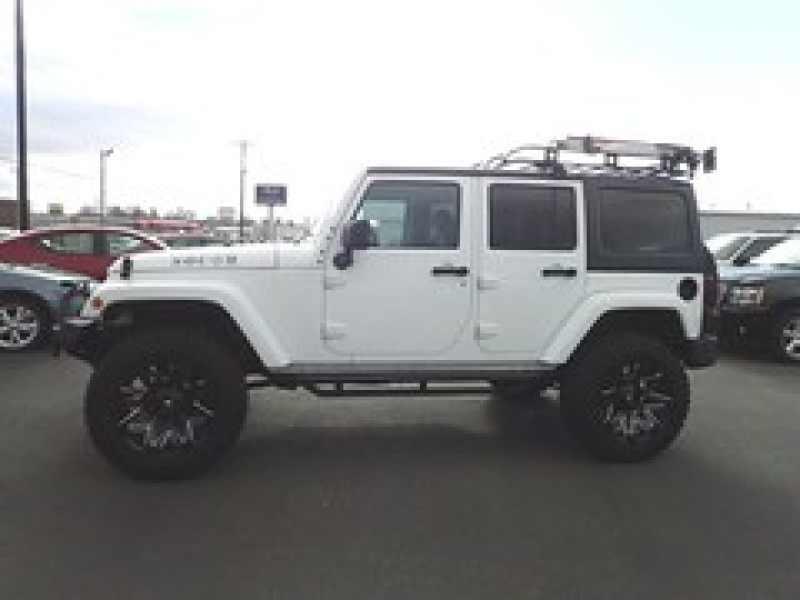 2016 Jeep Wrangler Unlimited Sahara 1 CarSoup