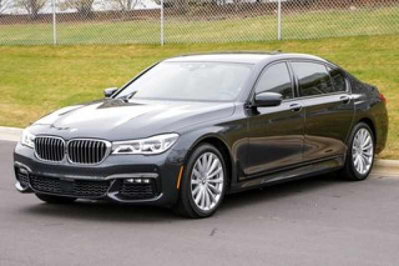 2017 BMW 7 Series 750i Xdrive 1 CarSoup
