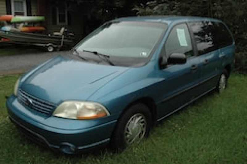 2003 Ford Windstar Base 1 CarSoup