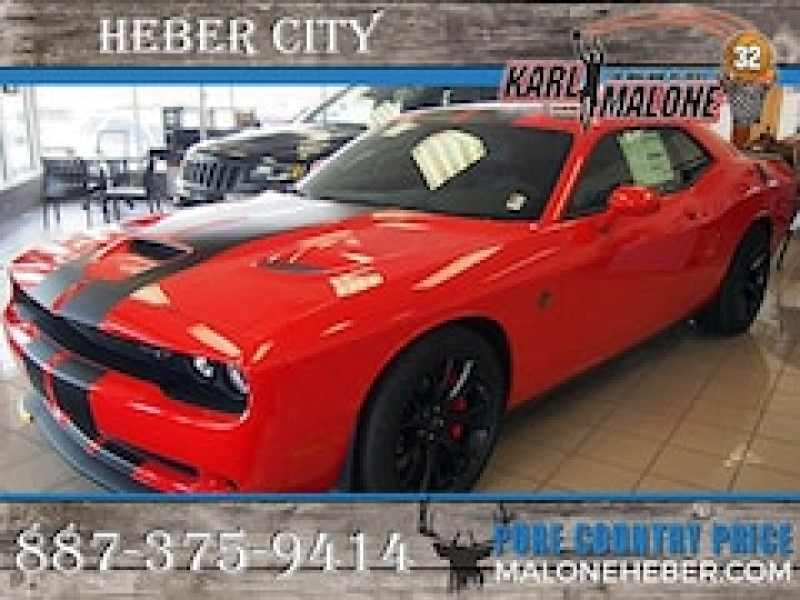 2016 Dodge Challenger SRT Hellcat 1 CarSoup