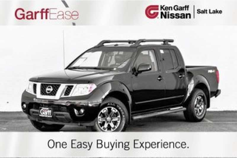 2014 Nissan Frontier Pro-4x 1 CarSoup