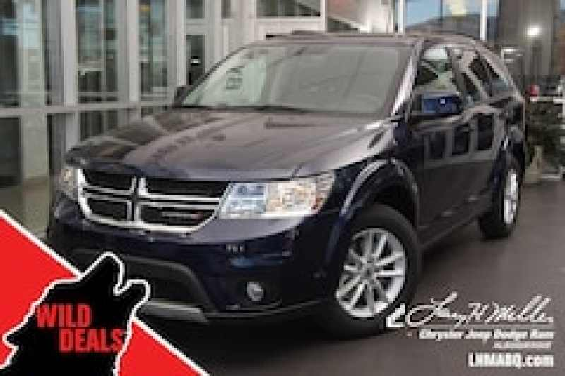 2018 Dodge Journey SXT 1 CarSoup