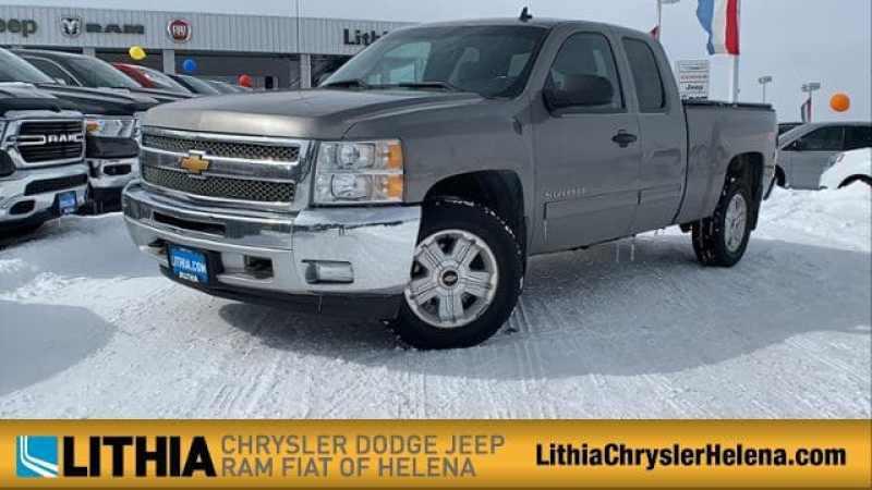 Used 2013 Chevrolet 1500 Lt