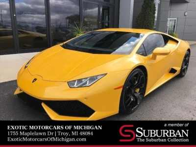 Used 2015 Lamborghini Huracan Lp6104
