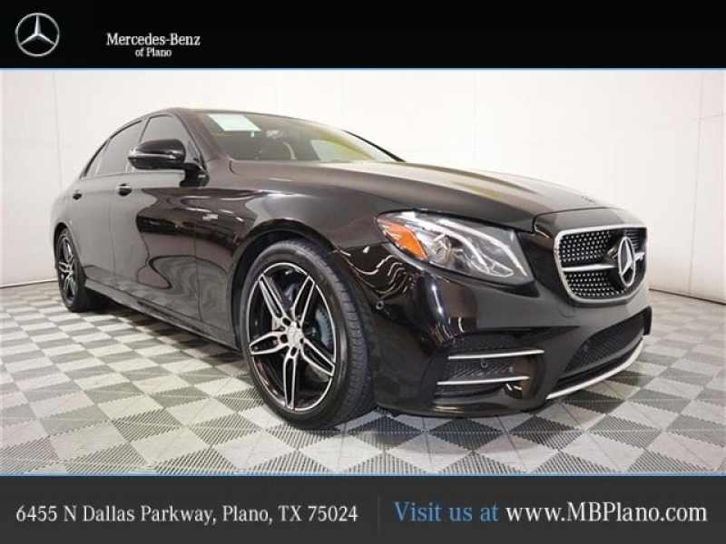 Mercedes Benz Plano >> Used 2019 Mercedes Benz E Class Amg E 53