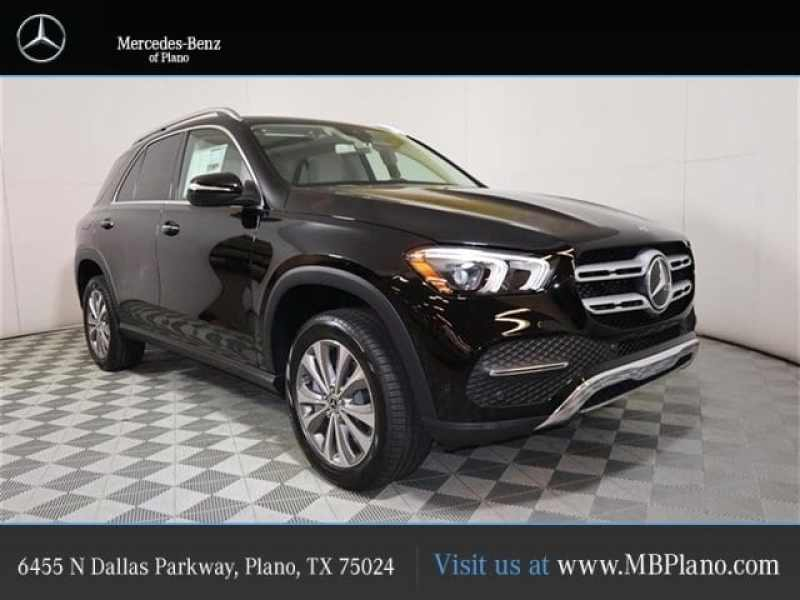 Mercedes Benz Plano >> New 2020 Mercedes Benz Gle Class Gle350 4matic