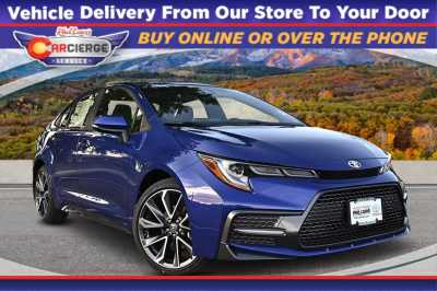 New Toyota Corolla Cars Of 2020 For Sale Near Trinidad Co Carsoup