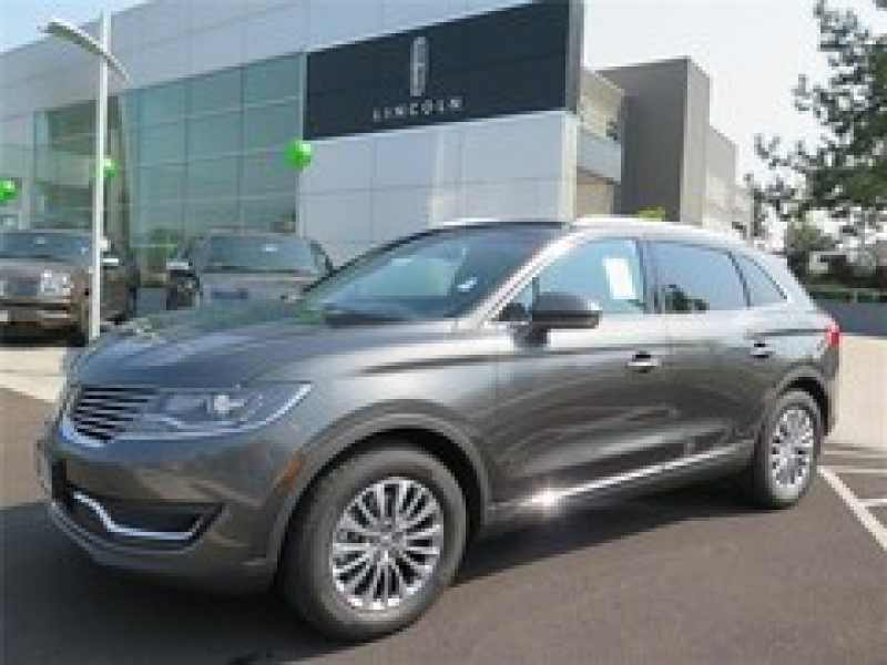 2017 Lincoln MKX Select 1 CarSoup