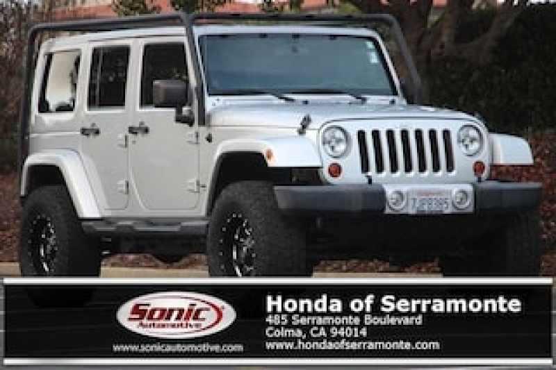 2012 Jeep Wrangler Unlimited Sahara 1 CarSoup