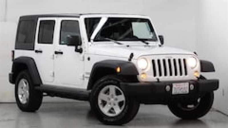 2016 Jeep Wrangler Unlimited Willys Wheeler 1 CarSoup