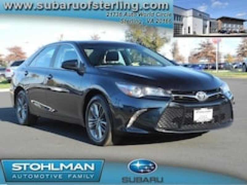2015 Toyota Camry SE 1 CarSoup