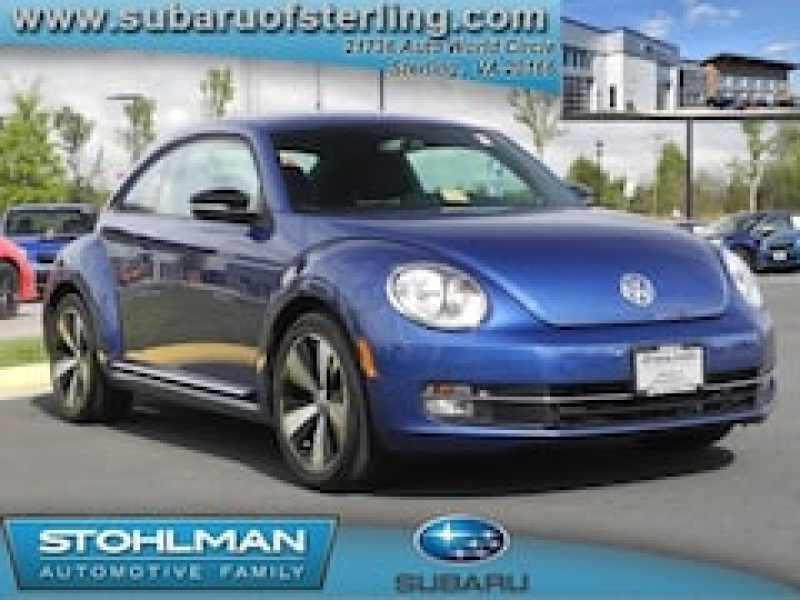 2012 Volkswagen Beetle 2.0t Turbo 1 CarSoup