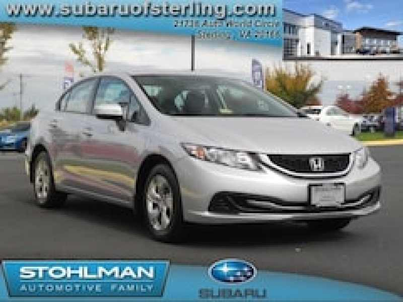 2015 Honda Civic LX 1 CarSoup