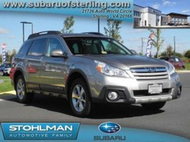 2014 Subaru Outback 2.5i Limited Pzev 1 CarSoup