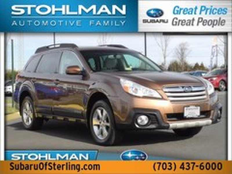 2013 Subaru Outback 2.5i Limited Pzev 1 CarSoup
