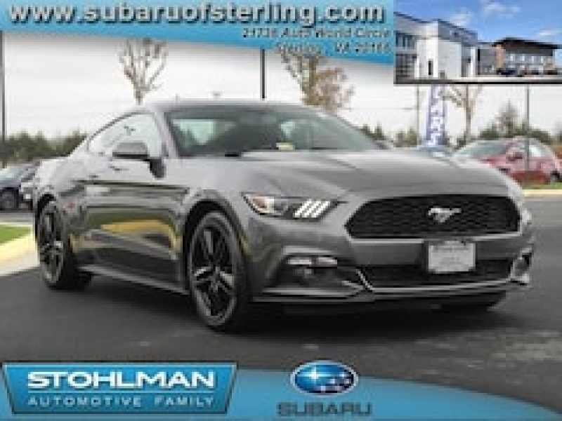 2016 Ford Mustang Ecoboost 1 CarSoup